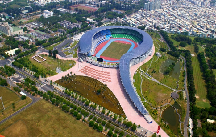 This image has an empty alt attribute; its file name is taiwan-dragon-stadium.jpg